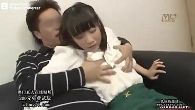 japanese wife use toys and force to fuck