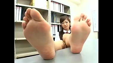japanese foot