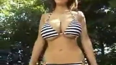 Hot Japanese Girl with big Boobs