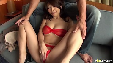 Supreme Power of a Shaved Asian Pussy