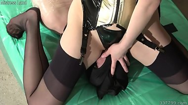 Japanese Femdom Sherry Punishment and Facesitting