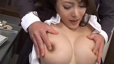 Mei Sawai Japanese is a making out school teacher part4
