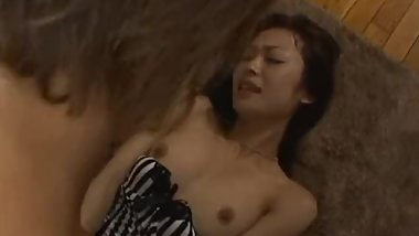 Real real asian milf has sex part6