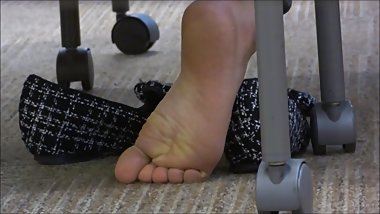 Japanese Foot Fetish Candid 5