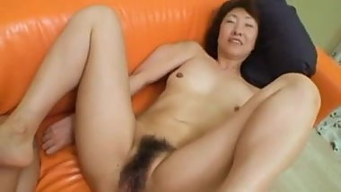 Japanese whores ride the dick in style