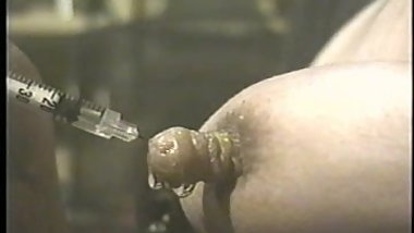 nipple an injection