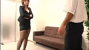 Japanese Office Slave