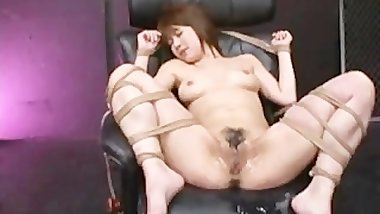 Extreme Japanese BDSM Sex With Devices