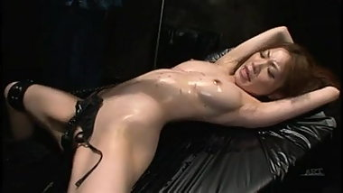 Oiled Tied & to Cum IZUMI 2 (Censored)