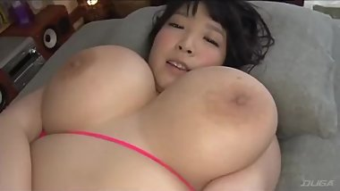 huge tits japanese missionaly position finish with creampie