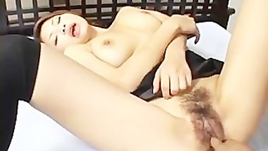 Alice Hoshi is a sexy Asian MILF part5