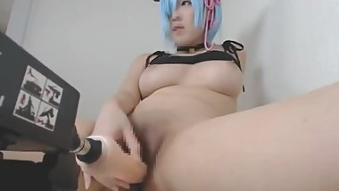 Rem cosplay