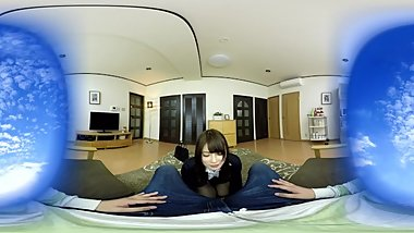 [KMVR-255] [VR] Office lady came to customer to apologize