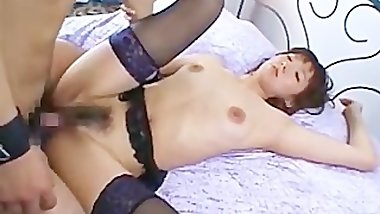 Hiromi aoyama gets pussy licked part1