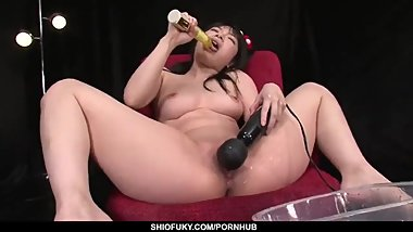 Smashing group porn in nasty modes for young Hina - More at Pissjp.com